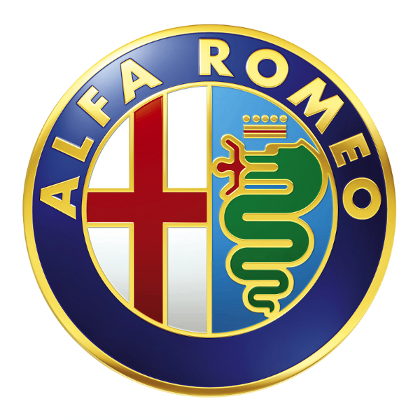 logo of alfa romeo