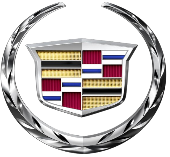 logo of cadillac