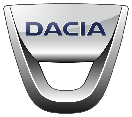 logo of dacia