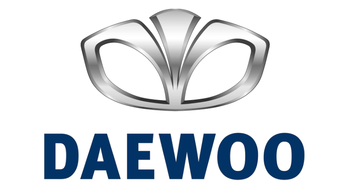 logo of daewoo