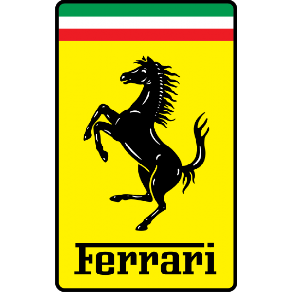 logo of ferrari