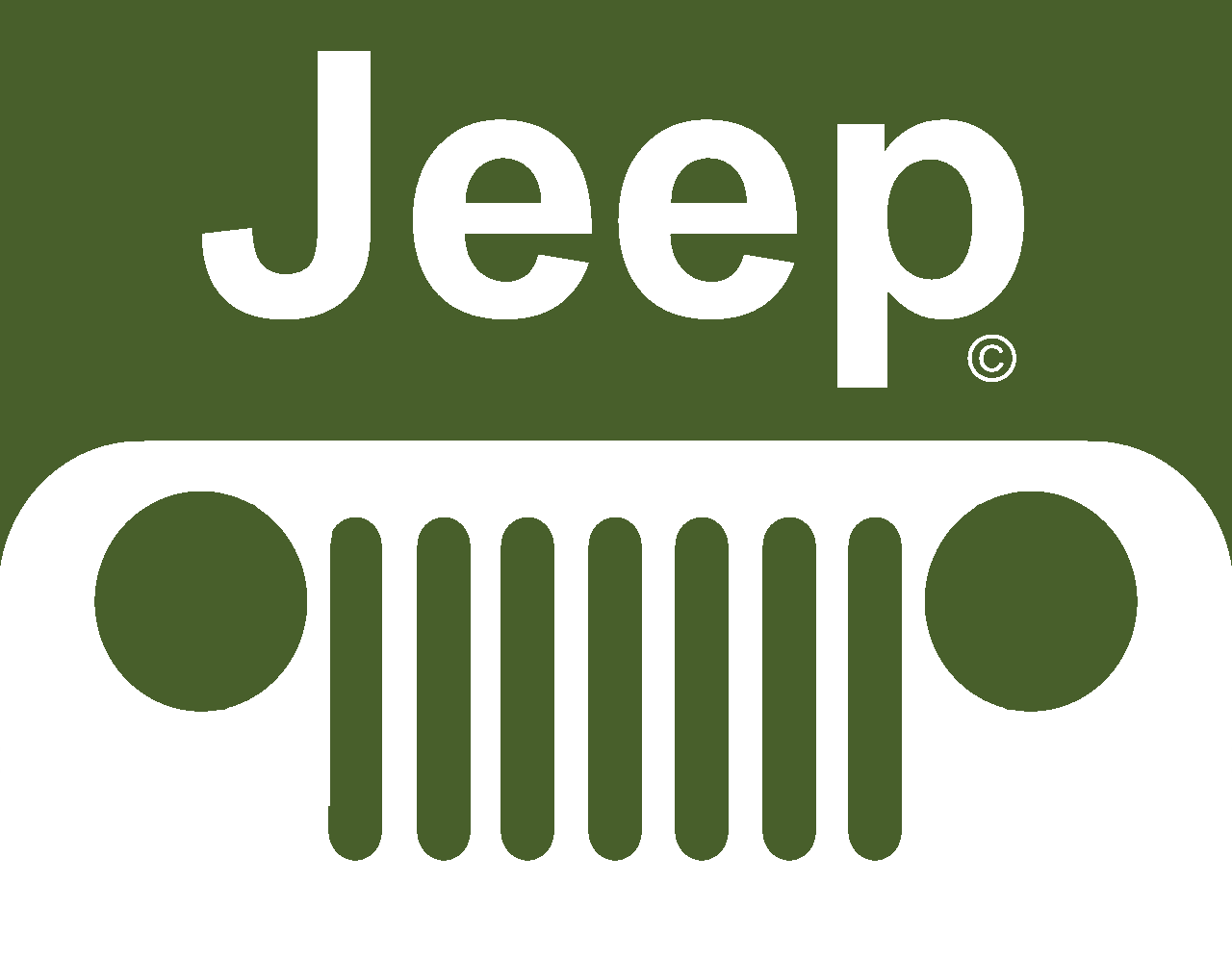 logo of jeep