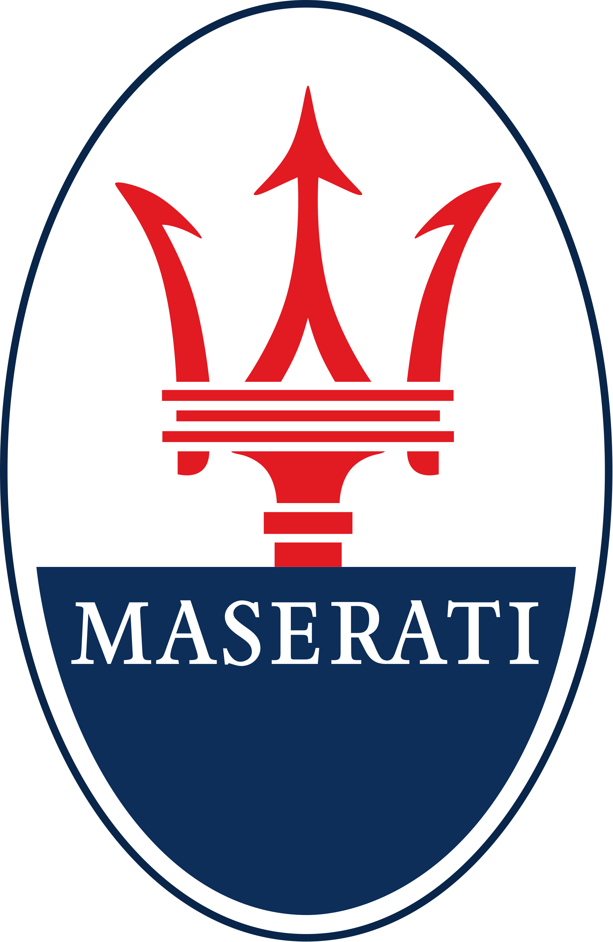 logo of maserati