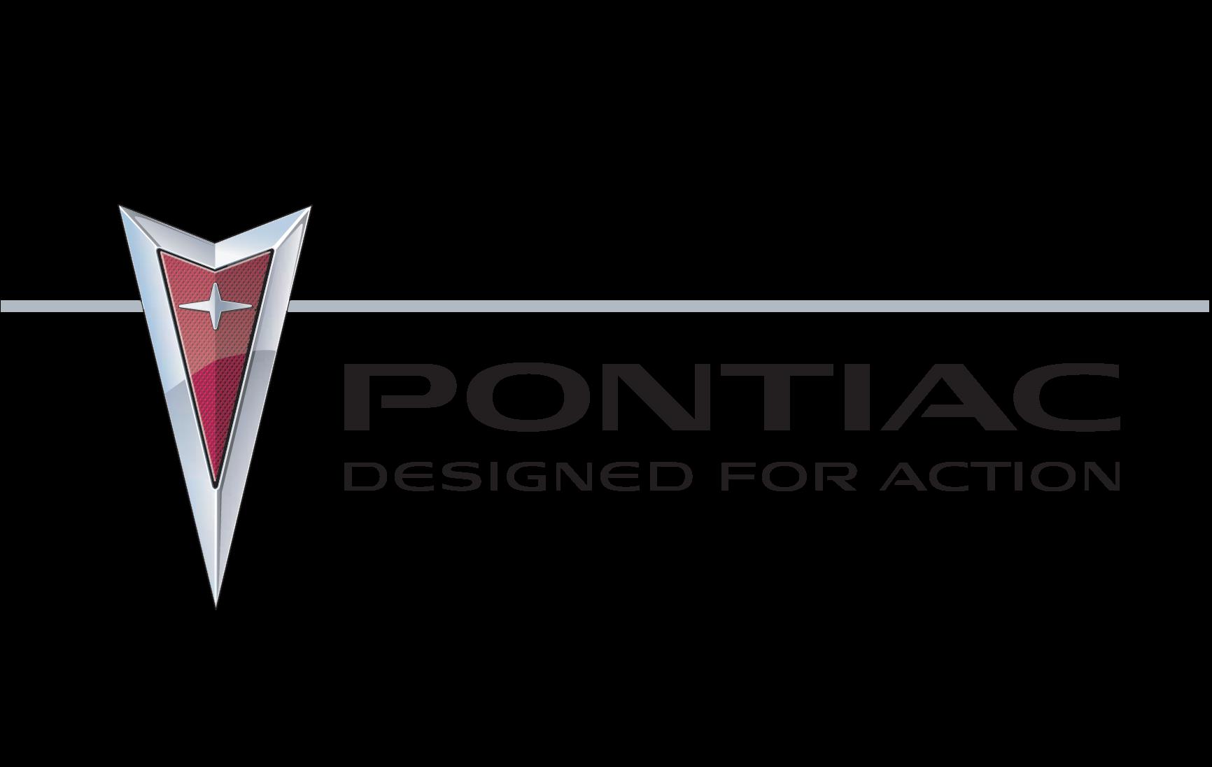 logo of pontiac