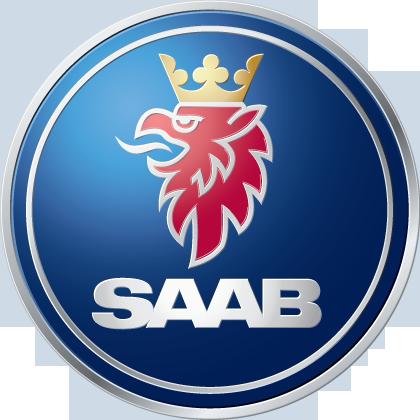 logo of saab