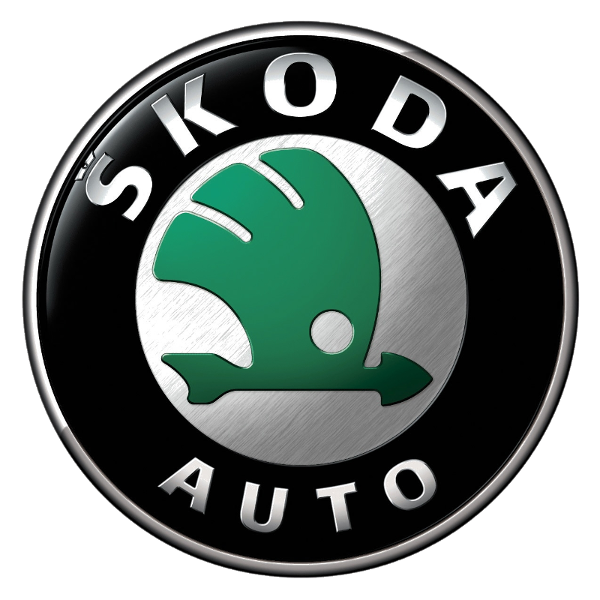 logo of skoda