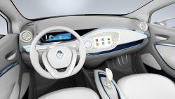 2014 Renault Zoe – A Vibrant Electric Spark At 2014 Auto Expo