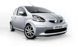 A Third in the Partnership- Toyota's Aygo is Launched