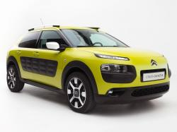 Citroen has Got Unveiled the C4 Cactus Aventure Concept