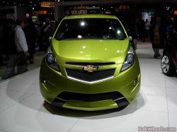 Daewoo will be officially known as Chevrolet in Korea