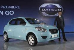 Datsun to unveil new car for the Russian market in for the first time