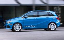 Electric Drive Mercedes-Benz B-class 2014