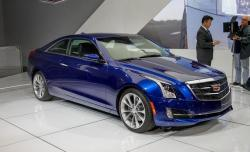 First Ever Compact Luxury 2015 Cadillac ATS Coupe Is Ready For Sale