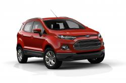 Ford EcoSport Will Be Released In 2016