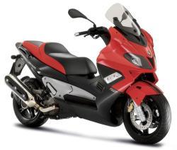 Gilera Nexus 500:  Sportiest scooter of all time