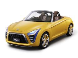 Is Daihatsu's D-R concept a Copen successor?