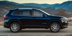 Jeep Cherokee has been Crowned as 2014 Canadian Utility Vehicle of the Year