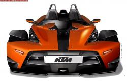 KTM X-Bow:  What you see is what you get!