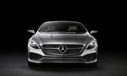 Latest S-Class Coupé From Mercedes Benz