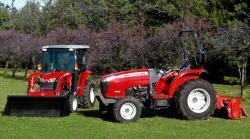 Massey Ferguson unveils 1700 Series Compact Tractors