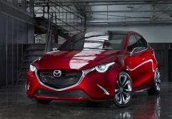Mazda Hazumi Concept Car teaser appears in advance