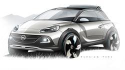 Opel ADAM premieres in Geneva