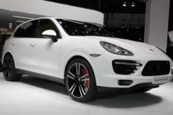 Porsche Cayenne 2014 Featured Model