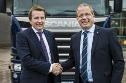 Scania Released The New Fleet Management Services In 2014