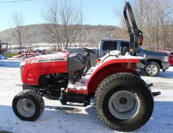The 1700 Series Compact Tractors Getting Introduced by Massey Ferguson