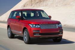 The All New Land Rover Range Rover is there on Roads