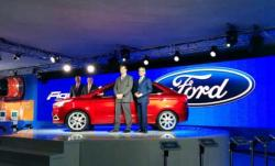 The Giant of the Automaker World, FORD to launch Fiesta this year 2014