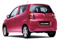 The new Maruti Suzuki Celerio is the most searched in Google