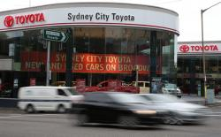 Toyota to stop manufacturing in Australia