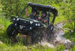 Tried & tested: John Deere Gator XUV 825i