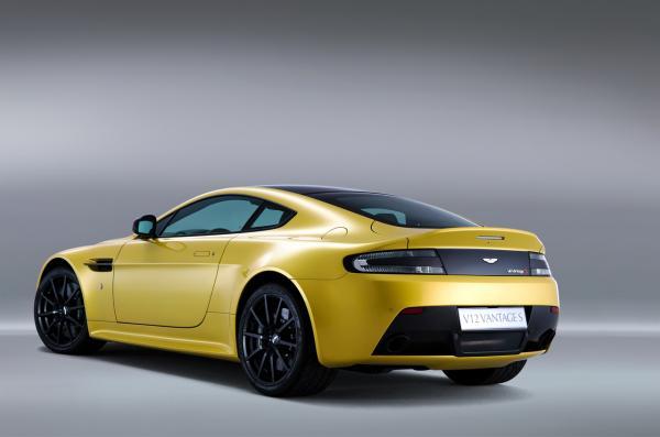 2014 Aston Martin V12 Vantage S Might Cost You More