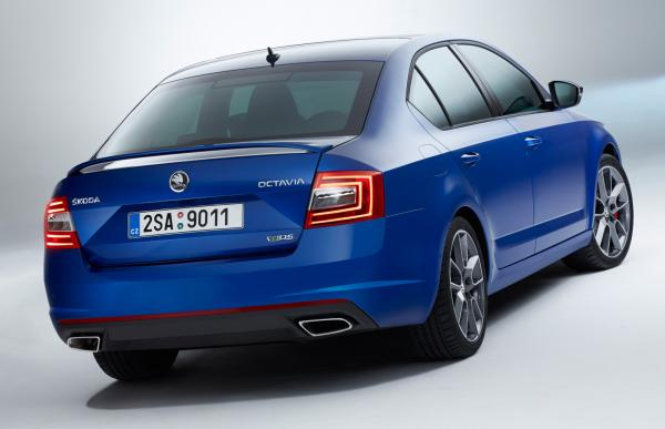 2014 Skoda Octavia Rs Has Been Seen As The Major Trend Setter In The Global Market