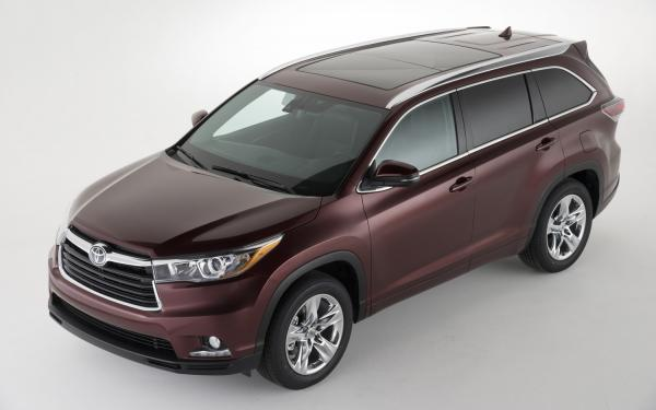 2014 Toyota Kluger Steps In The Us Market