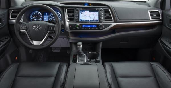 2014 Toyota Kluger Steps In The Us Market