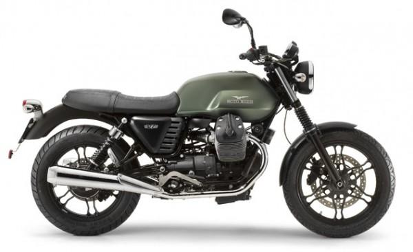 2014 V7 Stone Model of Moto Guzzi