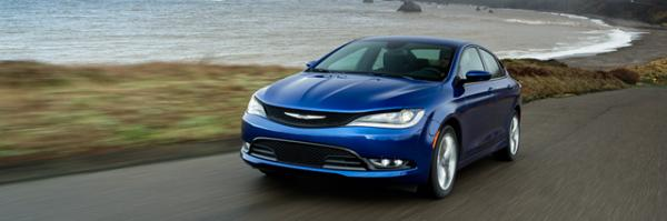 2015 Chrysler 200: The Ultimate Power Machine Now More Advanced