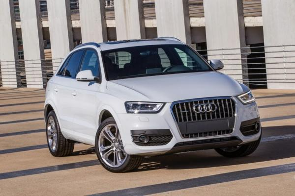 A Buffed up Audi Q3 Set to Gear the Year 2015 towards Success