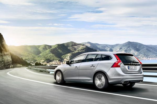 A New Beginning of Volvo with its 2015 Launch of Volvo S60 T6 Drive-E