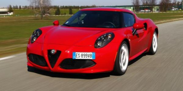 Alfa Romeo To Expand Its Are Lineup By 2018