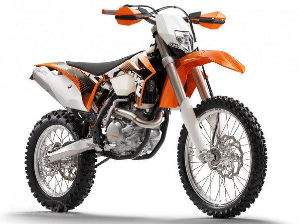An overview on KTM 500 EXC