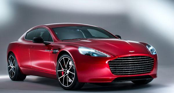 Aston Martin Rapid S Four Door Luxury Car