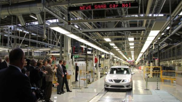 At the Market, Refurbished and Alluring, is Saab's New Line Up