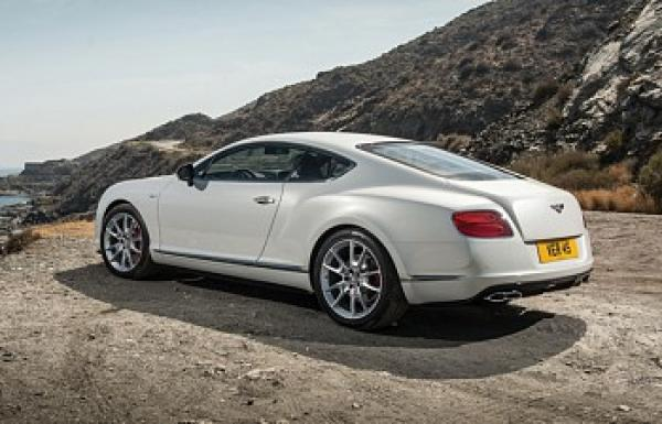 Bentley Continental GT V8 S Powerful Car