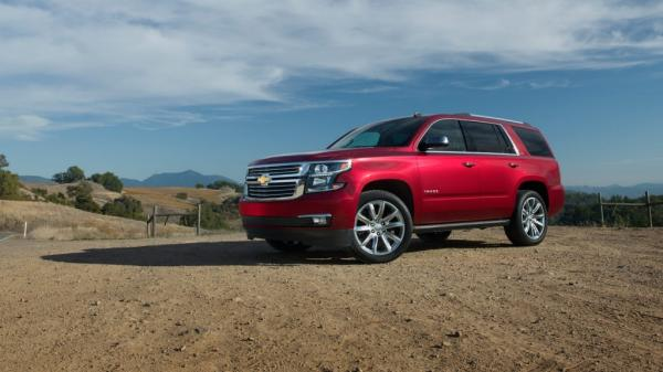 Bigger Size Of 2015 Chevrolet Tahoe LTZ With Impressive Design