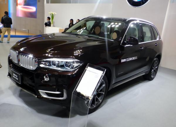 BMW Releases The X5 This May