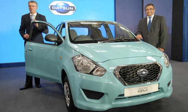 Bookings Open for the New Datsun Go